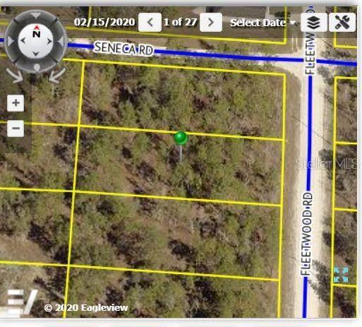 15305 Fleetwood Road, Weeki Wachee, FL 34614 (MLS #W7831320) :: Keller Williams Realty Peace River Partners