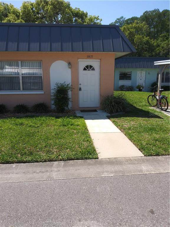 11635 Bayonet Lane B, New Port Richey, FL 34654 (MLS #W7832331) :: RE/MAX Marketing Specialists