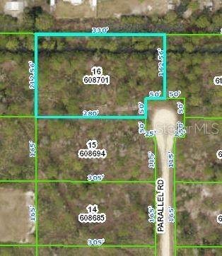 Parallel Rd, Weeki Wachee, FL 34614 (MLS #W7833699) :: RE/MAX Local Expert