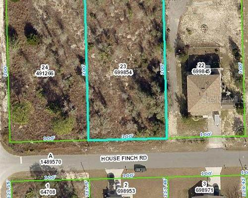 13035 House Finch Road, Weeki Wachee, FL 34614 (MLS #W7835068) :: Vacasa Real Estate
