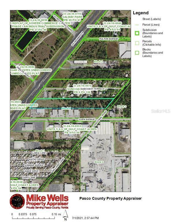 0 Commercial Way, Hudson, FL 34667 (MLS #W7835384) :: Sarasota Gulf Coast Realtors