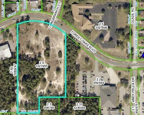00 Forest Oaks Boulevard, Spring Hill, FL 34606 (MLS #W7836627) :: Everlane Realty
