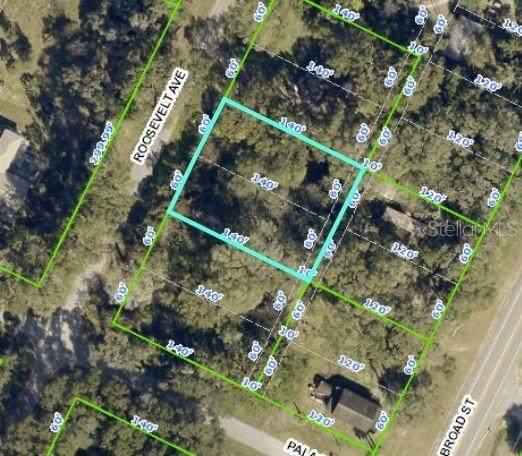 0 Roosevelt Avenue, Brooksville, FL 34604 (MLS #W7836882) :: Everlane Realty