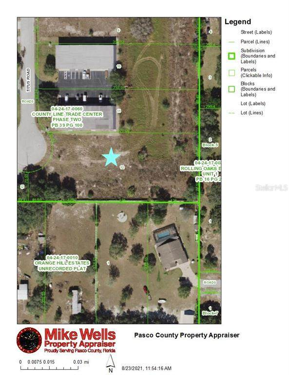 Titus Road, Hudson, FL 34667 (MLS #W7837220) :: Prestige Home Realty