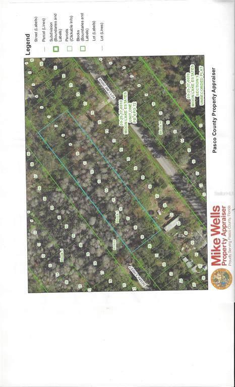 Lots 7-19 Doaks St., New Port Richey, FL 34654 (MLS #W7837470) :: GO Realty