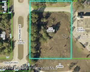 00 Parkland Avenue, Brooksville, FL 34602 (MLS #W7837621) :: Vacasa Real Estate