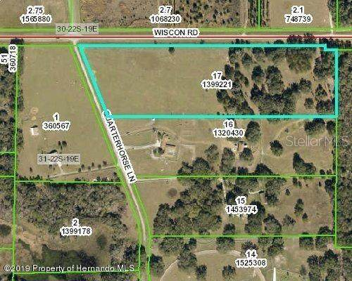 0 Wiscon Road, Brooksville, FL 34601 (MLS #W7838942) :: Vacasa Real Estate