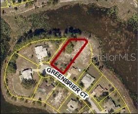8001 Greenbrier Court, Spring Hill, FL 34606 (MLS #W7839122) :: Lockhart & Walseth Team, Realtors
