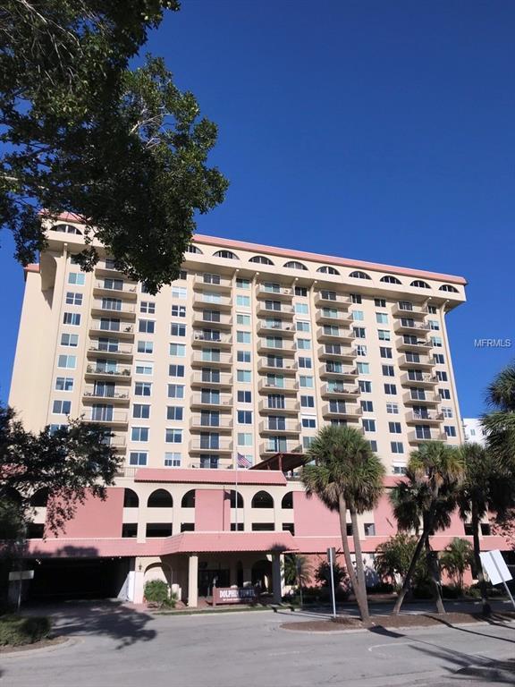 101 S Gulfstream Avenue 15E, Sarasota, FL 34236 (MLS #A4204227) :: Team Bohannon Keller Williams, Tampa Properties