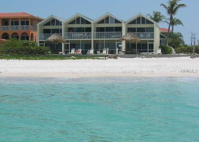 100 73RD Street #107, Holmes Beach, FL 34217 (MLS #A4209975) :: The Duncan Duo Team