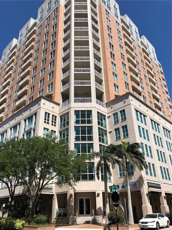 1350 Main Street #1209, Sarasota, FL 34236 (MLS #A4214419) :: The Duncan Duo Team