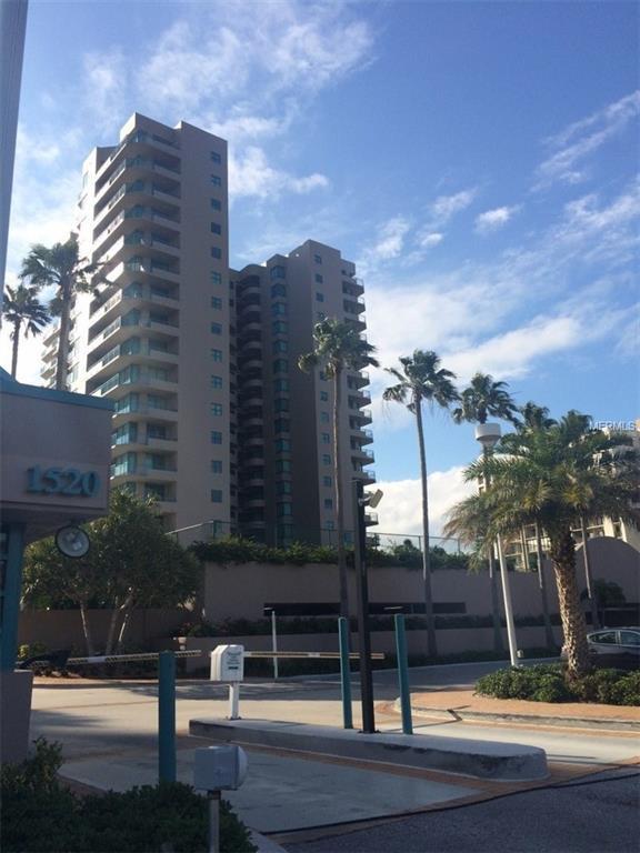 1520 Gulf Boulevard #1205, Clearwater Beach, FL 33767 (MLS #A4401892) :: Delgado Home Team at Keller Williams