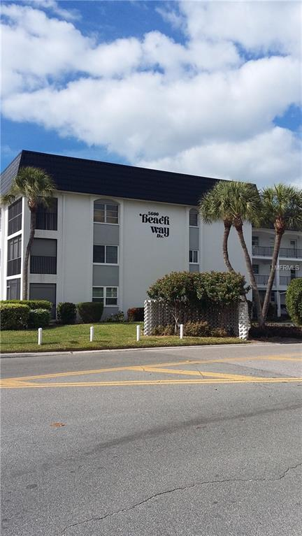 5600 Beach Way Drive #214, Sarasota, FL 34242 (MLS #A4419547) :: RE/MAX Realtec Group