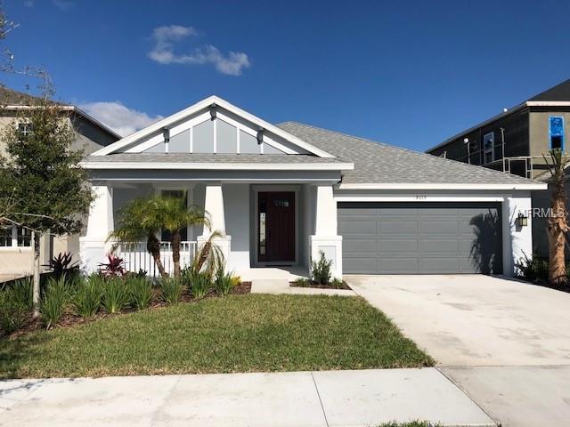 8013 Marbella Creek Avenue, Tampa, FL 33625 (MLS #A4421005) :: Medway Realty