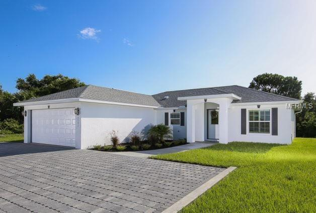 7170 Rosemont Drive, Englewood, FL 34224 (MLS #A4425886) :: Griffin Group