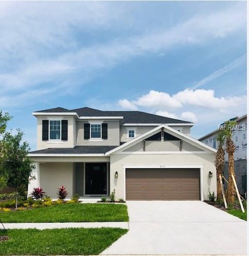 8033 Clementine Lane, Tampa, FL 33625 (MLS #A4428688) :: Medway Realty