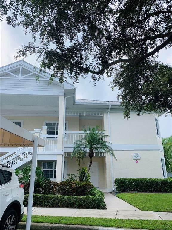 3803 54TH Drive W #101, Bradenton, FL 34210 (MLS #A4478393) :: The Paxton Group