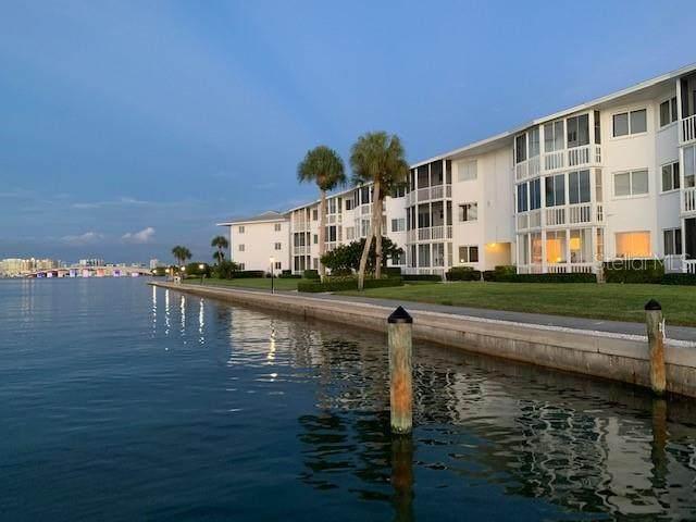 775 John Ringling Boulevard G5, Sarasota, FL 34236 (MLS #A4479154) :: Bustamante Real Estate