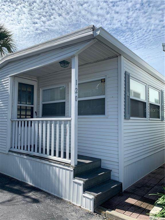 120 Twin Shores Boulevard, Longboat Key, FL 34228 (MLS #A4483850) :: Keller Williams Realty Peace River Partners