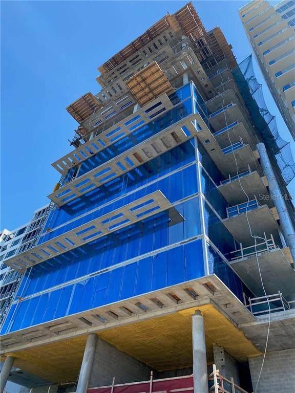 605 S Gulfstream Avenue 8 S, Sarasota, FL 34236 (MLS #A4490234) :: Medway Realty