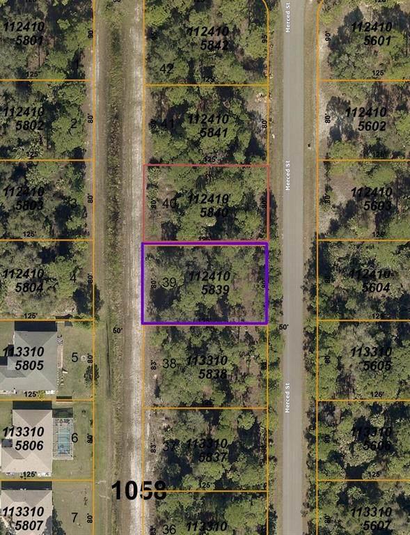Merced Street, North Port, FL 34288 (MLS #A4498655) :: Armel Real Estate