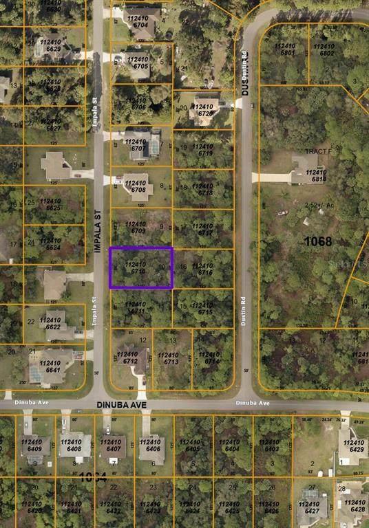 Impala Street, North Port, FL 34288 (MLS #A4498674) :: Armel Real Estate