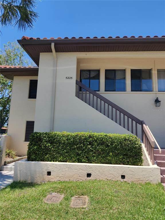 5225 Lake Village Drive #26, Sarasota, FL 34235 (MLS #A4499834) :: McConnell and Associates