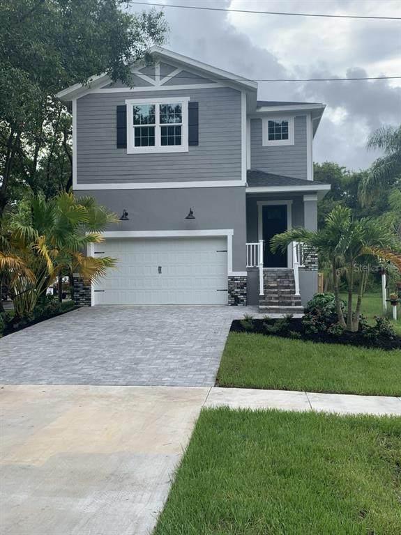 412 Woodward Avenue, Oldsmar, FL 34677 (MLS #A4507342) :: The Nathan Bangs Group