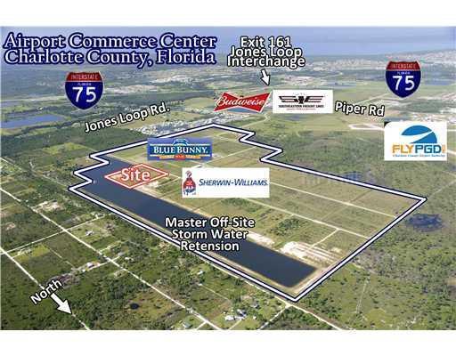 8363 Woodward Road, Punta Gorda, FL 33982 (MLS #C7027977) :: Griffin Group