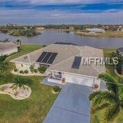 1407 Blue Lake Circle, Punta Gorda, FL 33983 (MLS #C7247969) :: The Lora Keller & Jennifer Carpenter Team