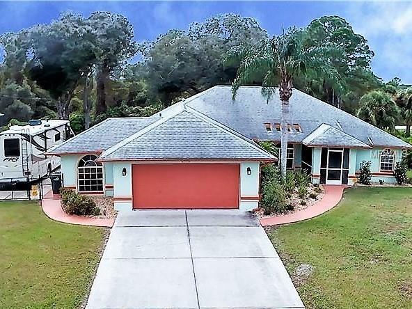 4573 Mulgrave Avenue, North Port, FL 34287 (MLS #C7408214) :: Homepride Realty Services