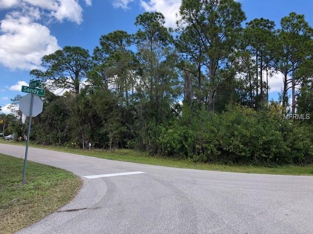 1227 Sandy Street, Port Charlotte, FL 33952 (MLS #C7411619) :: Medway Realty