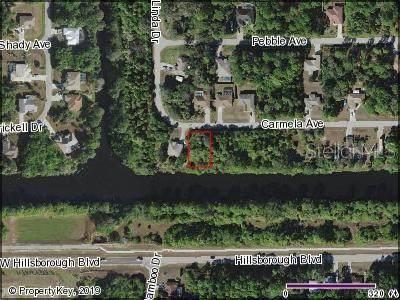 Carmela Avenue, North Port, FL 34286 (MLS #C7413529) :: Team Bohannon Keller Williams, Tampa Properties