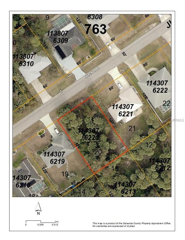 Junction Street, North Port, FL 34288 (MLS #C7414493) :: Delgado Home Team at Keller Williams