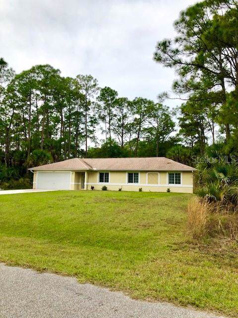 5329 Citron Road, North Port, FL 34286 (MLS #C7423190) :: Team Bohannon Keller Williams, Tampa Properties