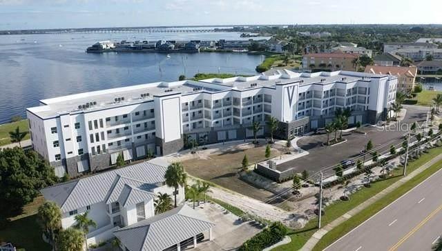1425 Park Beach Circle #126, Punta Gorda, FL 33950 (MLS #C7428190) :: Team Buky
