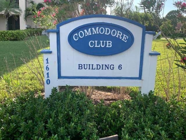 1610 Islamorada Boulevard 61A, Punta Gorda, FL 33955 (MLS #C7430013) :: Griffin Group
