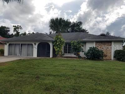 2069 Lake View Boulevard, Port Charlotte, FL 33948 (MLS #C7433344) :: Heckler Realty
