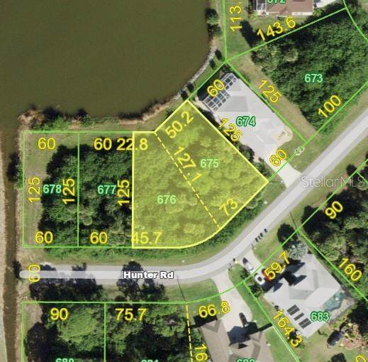 106 Hunter Road, Rotonda West, FL 33947 (MLS #C7438735) :: BuySellLiveFlorida.com