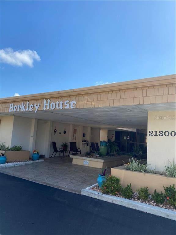 21300 Brinson Avenue #210, Port Charlotte, FL 33952 (MLS #C7440383) :: Medway Realty