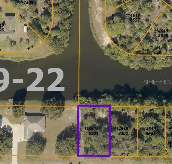 E Hillsborough Boulevard, North Port, FL 34288 (MLS #C7441414) :: Zarghami Group