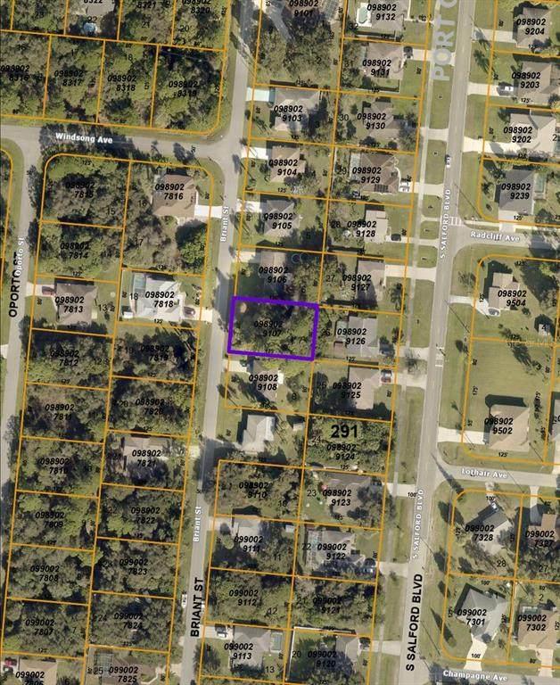 Briant Street, North Port, FL 34287 (MLS #C7442671) :: Frankenstein Home Team