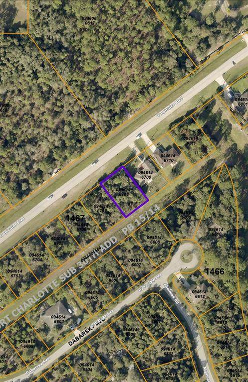 Tropicaire Boulevard, North Port, FL 34291 (MLS #C7444483) :: Coldwell Banker Vanguard Realty