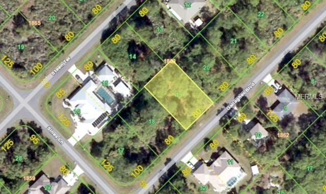 12458 Gallagher Boulevard, Port Charlotte, FL 33981 (MLS #D5915182) :: The BRC Group, LLC