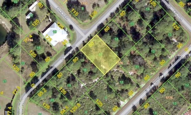 5476 Lambright Drive, Port Charlotte, FL 33981 (MLS #D5915246) :: The BRC Group, LLC