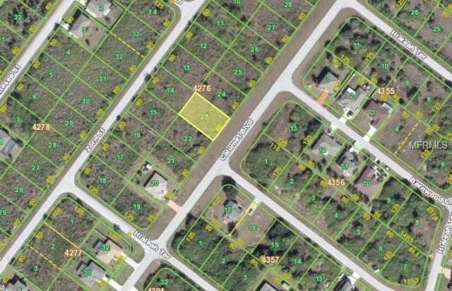 9585 Calumet Boulevard, Port Charlotte, FL 33981 (MLS #D5915249) :: The Duncan Duo Team