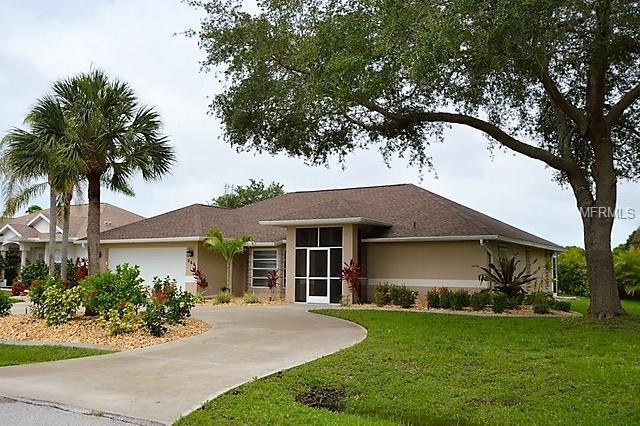 266 Fairway Road, Rotonda West, FL 33947 (MLS #D5924135) :: RE/MAX Realtec Group