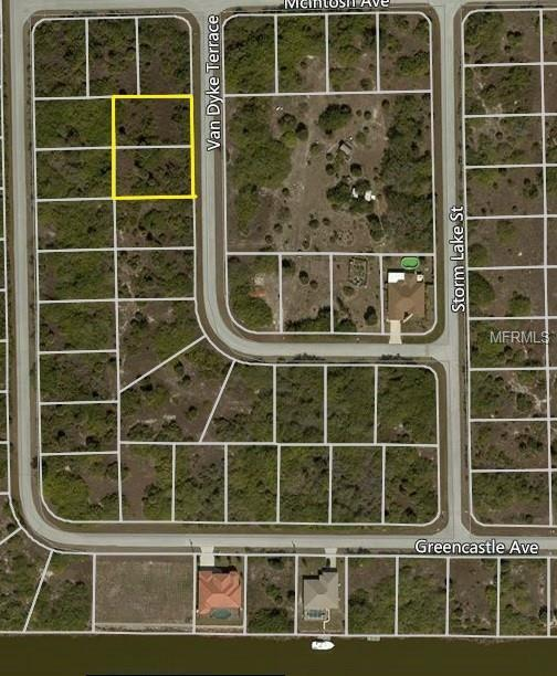 10449 Van Wyck Terrace, Port Charlotte, FL 33981 (MLS #D6101645) :: Team Buky