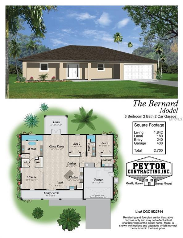 9402 Casa Grande Avenue, Englewood, FL 34224 (MLS #D6102180) :: Griffin Group