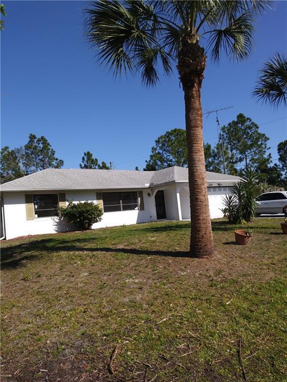 22164 Deborah Avenue, Port Charlotte, FL 33954 (MLS #D6104601) :: Griffin Group
